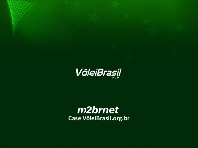 Case VôleiBrasil.org.br