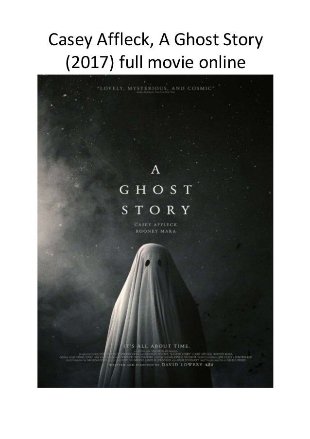 Movie ghost based on