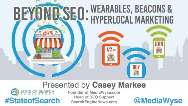 @MediaWyse + Casey Markee#StateofSearch