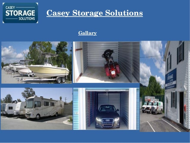 Casey Storage Solutions Gallary
