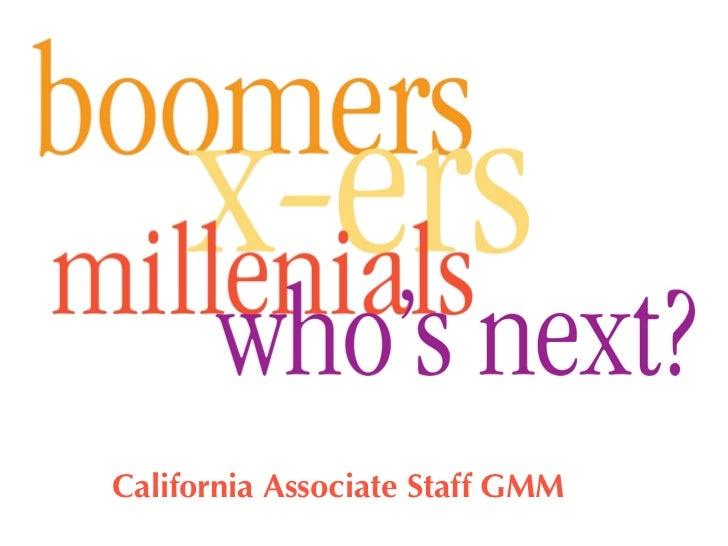Jeff Kallay   TargetX     California Associate Staff GMM