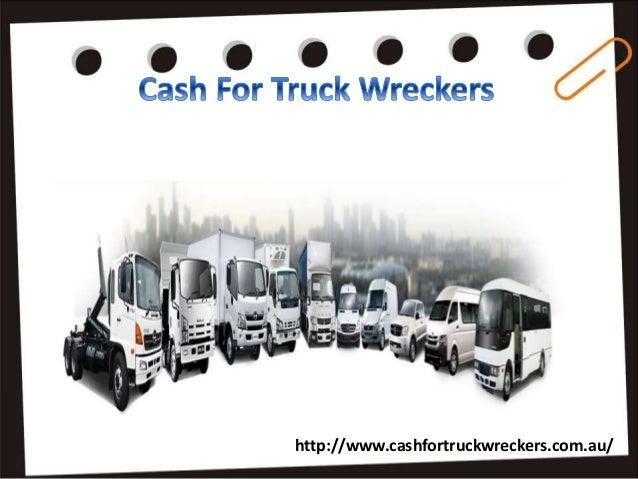 http://www.cashfortruckwreckers.com.au/