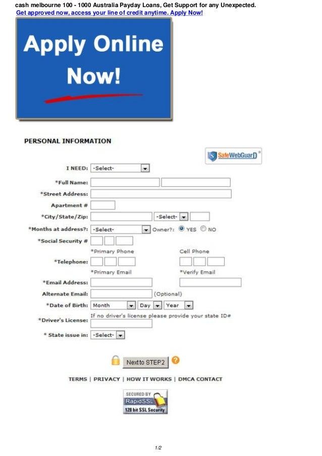 Cash balance loans image 8