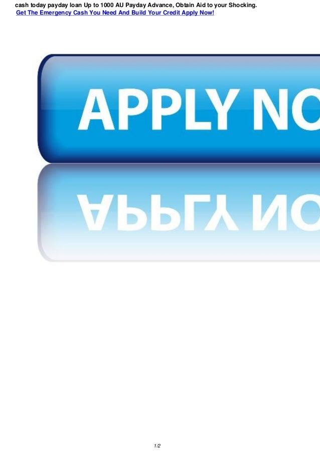 Online cash advance for bad credit image 5