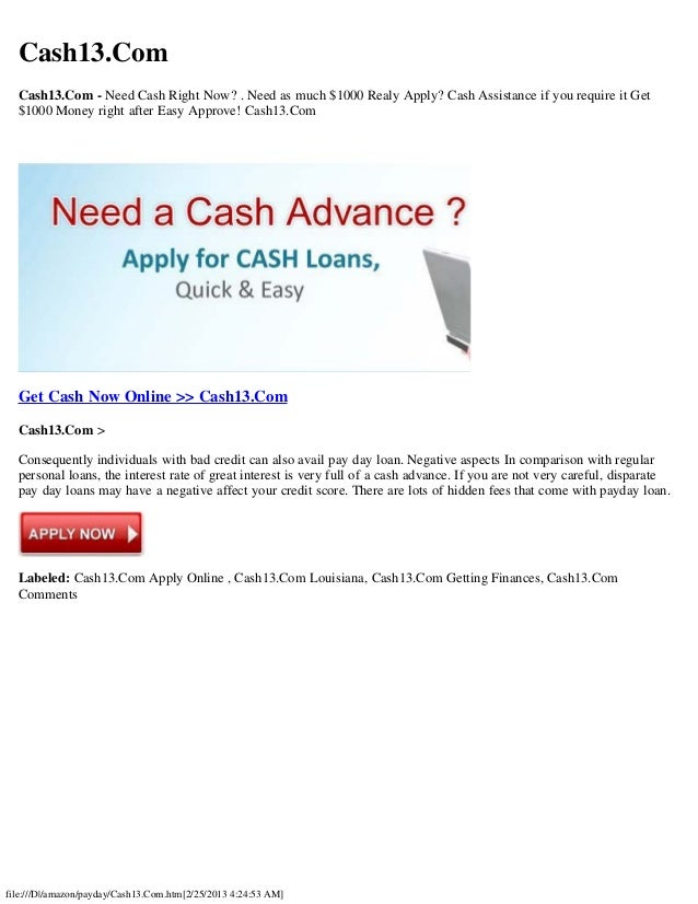 Small business cash advance loans photo 5