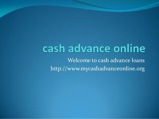 cashadvance net