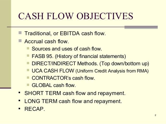 2. 2CASH FLOW ...
