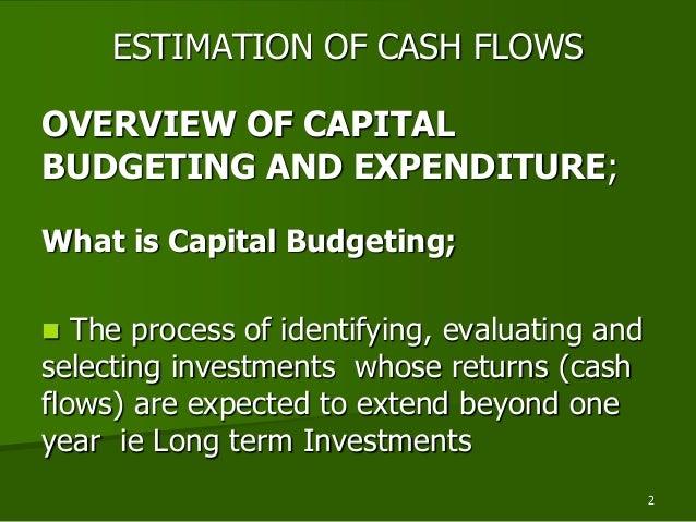 Guillermo Furniture Scenario: Capital Budget Recommendations