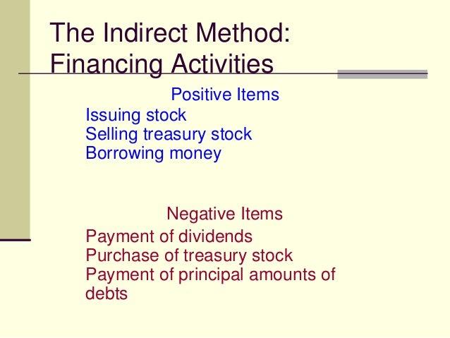 Cash flow analsis