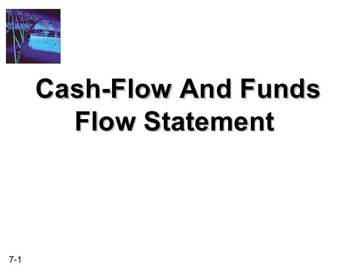 Cash-Flow And Funds Flow Statement