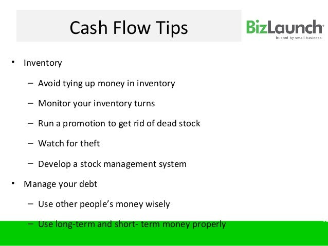 10 Expert Tips on Managing Cash Flow as a New Business