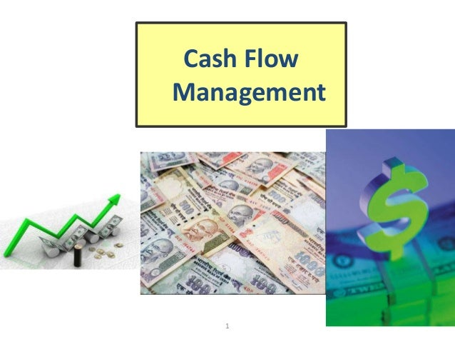 1 Cash Flow Management