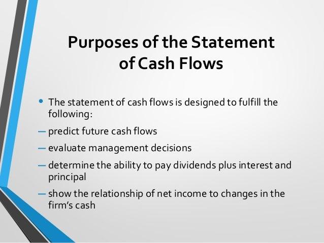 cash flows kuku