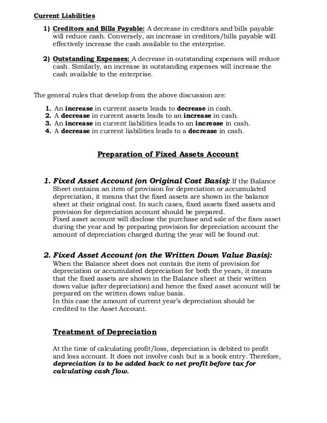 cash flow statement pdf