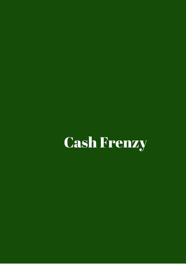 Cash Frenzy Reviews