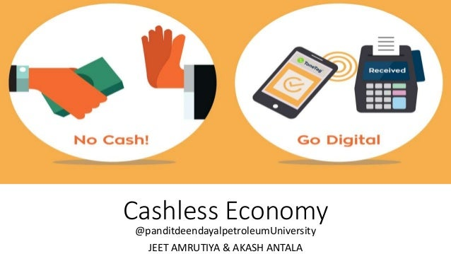 "what are the importance of cashless economy The importance of cash  news stories herald the arrival of the 'cashless society' while also proclaiming that ""cash  in the push for a digital economy,."