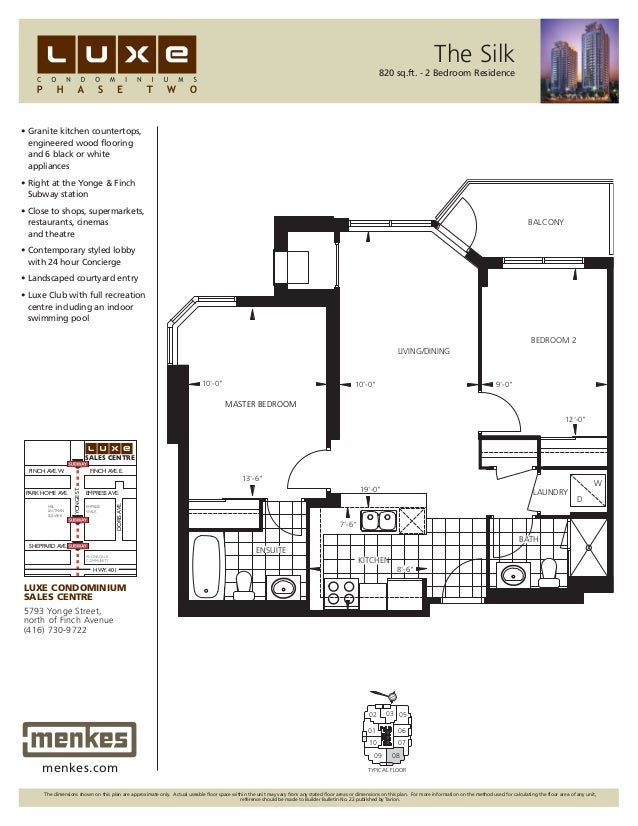 18 yonge floor plans 28 18 yonge floor plans the house