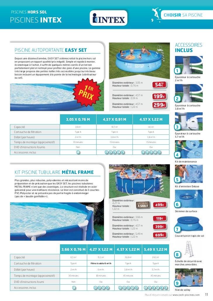 Cash piscine hors sol amazing piscine hors sol acier beau - Cash piscine brive ...