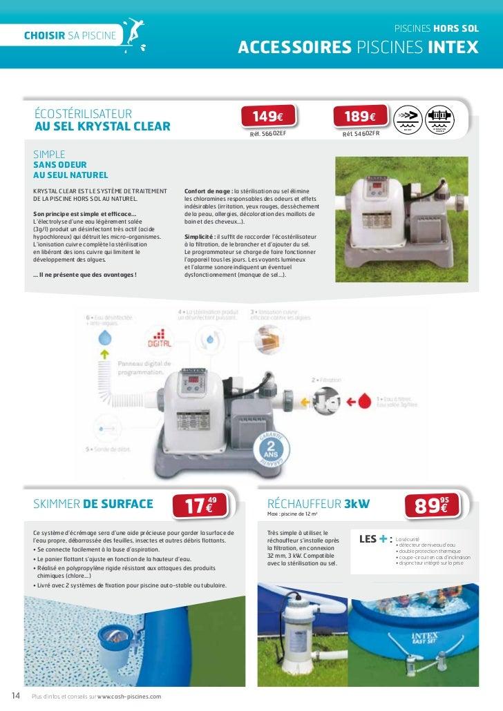 Cash piscines catalogue 2012 choisir sa piscine for Piscine catalogue