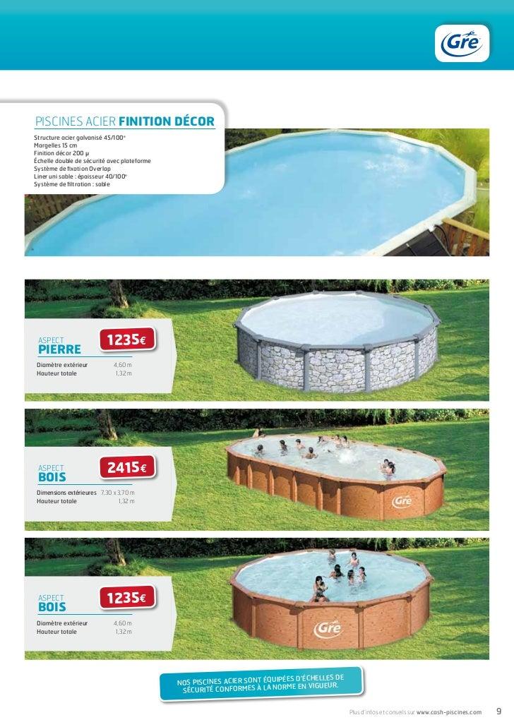 Cash piscines catalogue 2012 choisir sa piscine for Cash piscine la roche sur yon catalogue