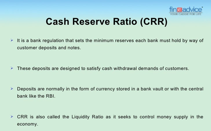 What is the use of forex reserves