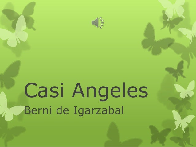 Casi Angeles Berni de Igarzabal