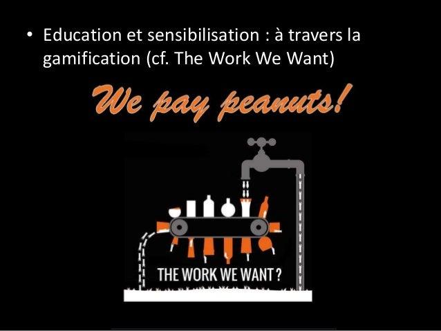 • Education et sensibilisation : Le manifeste Wages for Facebook de Laurel Ptak