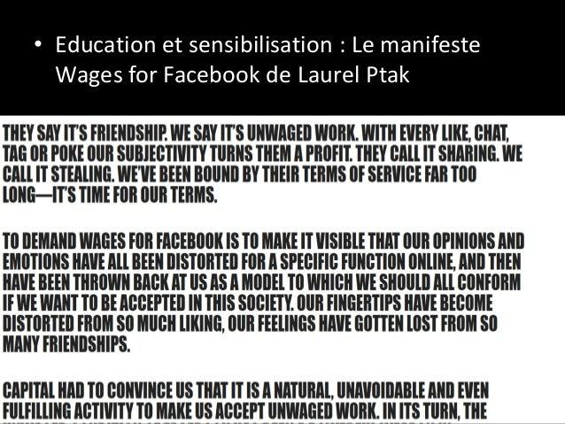 • Education et sensibilisation : interventions artistiques (Unfit bits : comment arnaquer les assurances qui imposent brac...