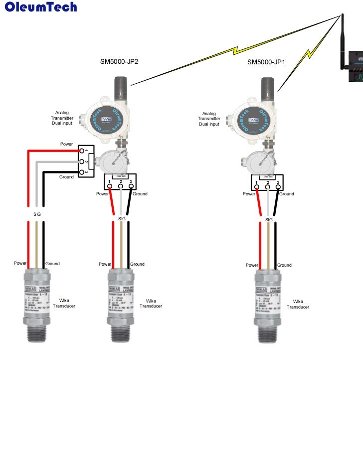 Casing tubing transducer wiring