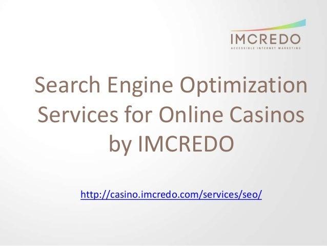 seo online casino