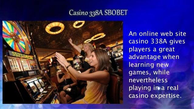 Casino 338 A Sbobet