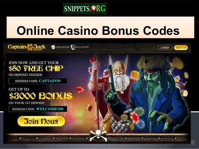 Latest casino bonus gambling credit