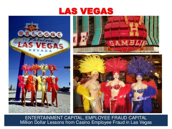 Entertainment Capital, Employee Fraud Capital Slide 2