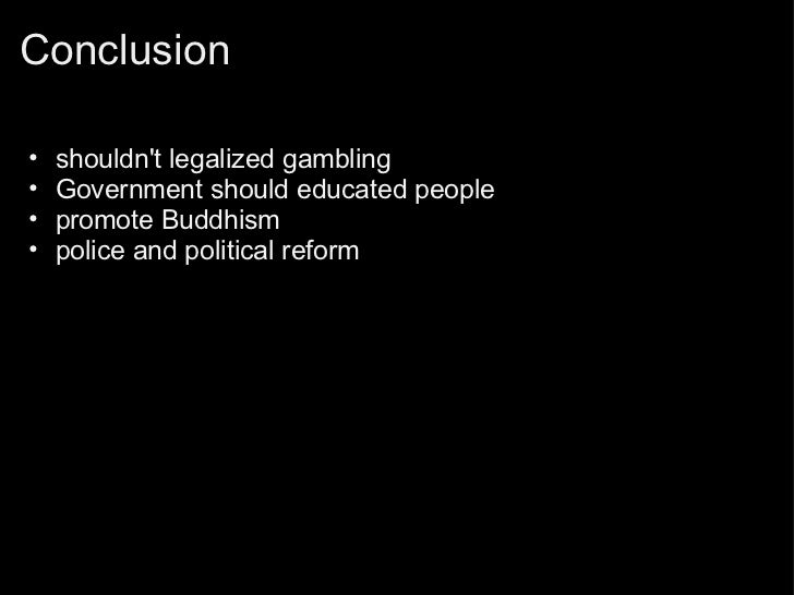 ethical problems of gambling March/april 2009 issue high risk recreation — problem gambling in older  adults by david surface social work today vol 9 no 2 p 18 busloads of elders .
