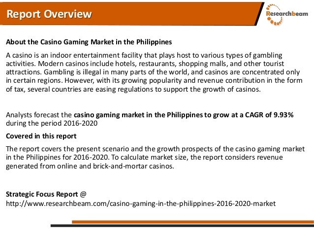 Types of gambling in the philippines