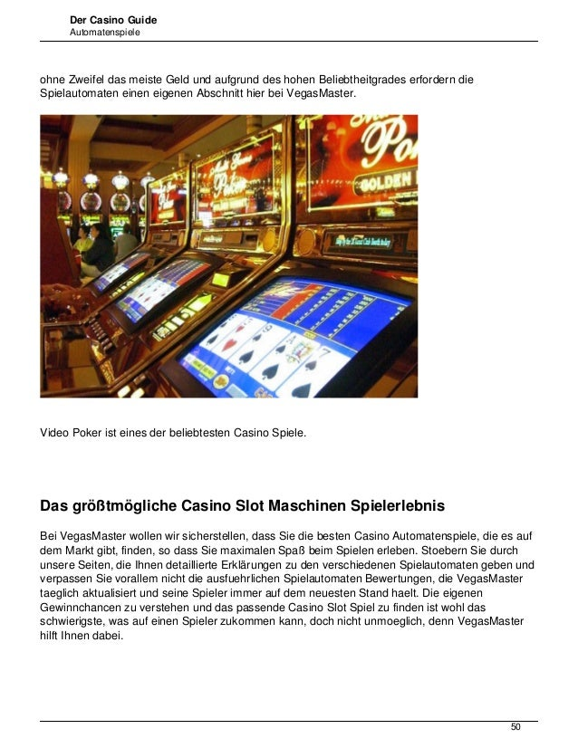 online casino guide beliebteste online spiele