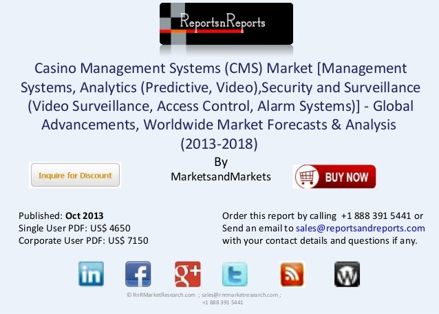Casino gaming management systems