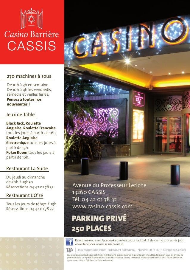 Casino news cassis #6
