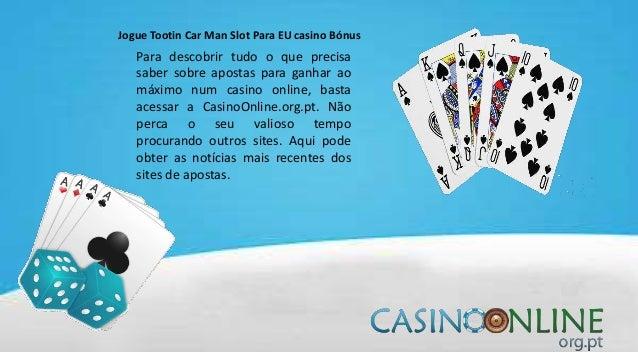 Para descobrir tudo o que precisasaber sobre apostas para ganhar aomáximo num casino online, bastaacessar a CasinoOnline.o...