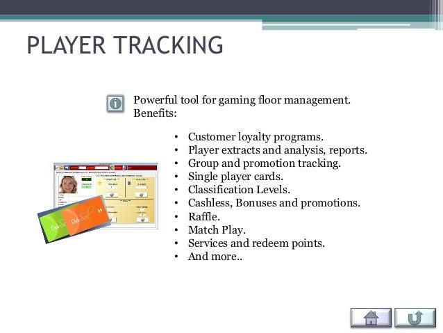 Casino customer tracking vip slots flash casino