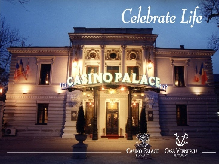 Casino Palace Bucharest