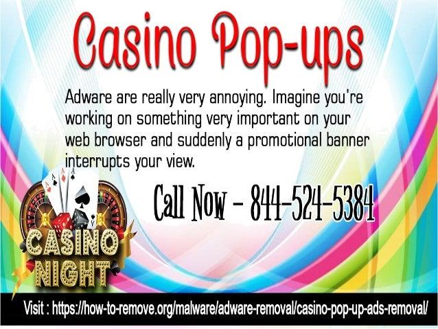 Casino popups bill gambling internet passed