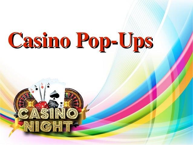 casino popups