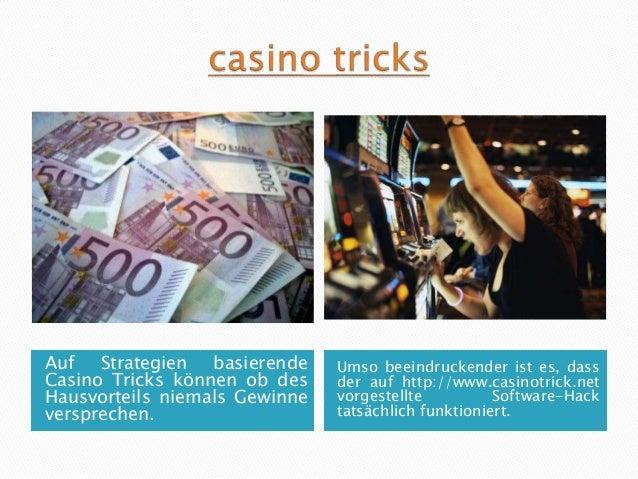 Casino Trick