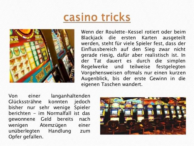 Feuerrot Casino Trick