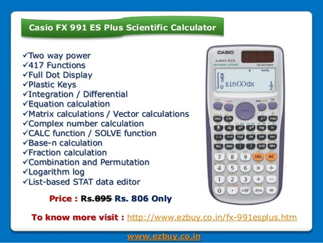 how to solve irr with casio calculator