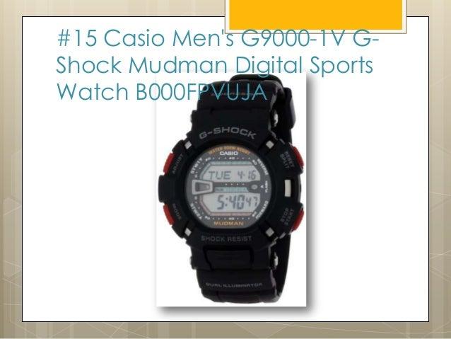 Casio Watches For Men Best Casio Mens G Shock Watches