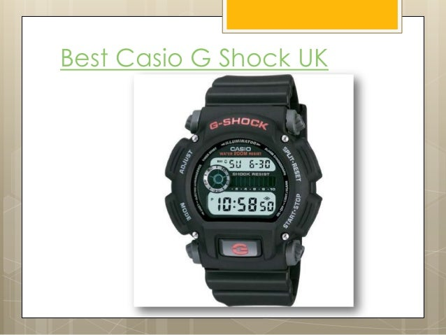 top casio g shock