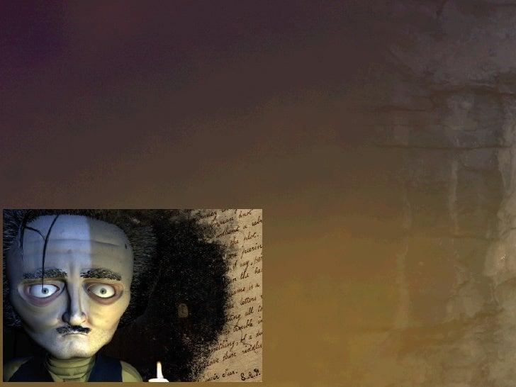 The Cask Of Amontillado Written By, Edgar Allan Poe