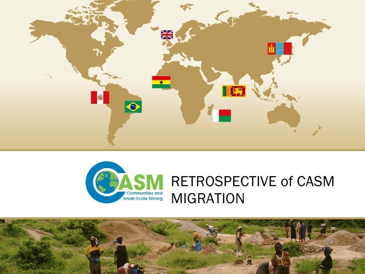 RETROSPECTIVE of CASM MIGRATION